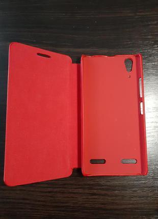 Новый Чехол Книжка для Lenovo A6010