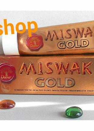Зубная паста Miswak Gold Dabur