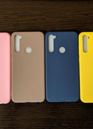 Xiaomi Redmi note 8T/7 (чохли)