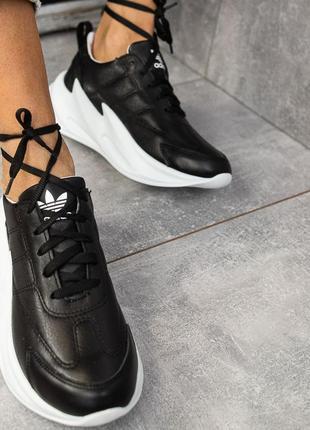 Прямой поставщик! кожаные кроссовки  adidas