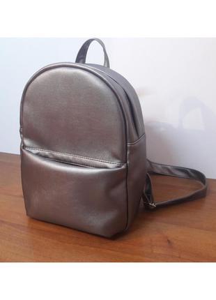 Жіночий рюкзак sambag silver dark