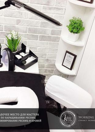Аренда рабочего места  beauty мастеров, проведение обучения