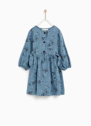 Zara платье 11-12 лет