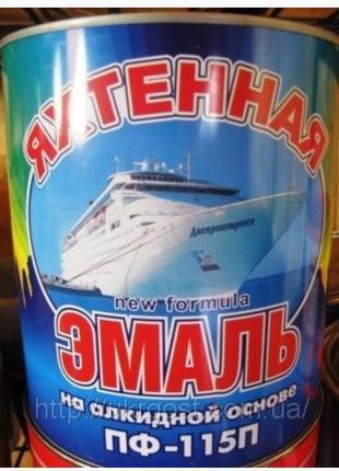 """Краска фасадная ТМ """"ЯХТЕННАЯ"""""""