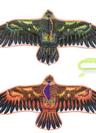 Воздушный змей в виде Орла 2 цвета