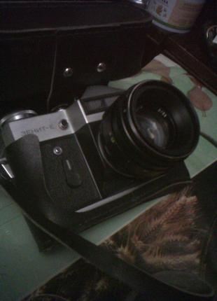 Фотоаппарат зенит-е гелиус 44