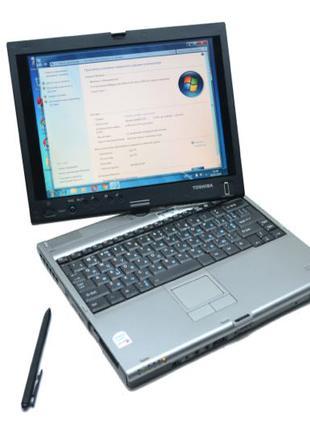 Ноутбук планшет Core 2 duo t2300/ 3gb/ 250gb Гарантия 3 месяца!