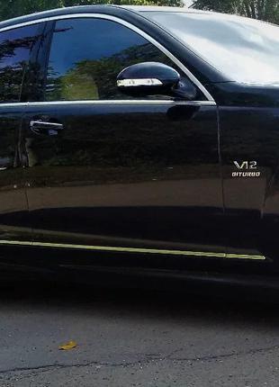 Диски Lorinser LM-6 Mercedes Benz Audi BMW R19 с хром ободом
