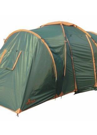 Палатка четырехместная кемпинговая Totem Hurone 4 v2 (TTT-025)
