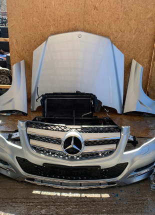 Разборка Mercedes-Benz GLK-Class W204 X204 б/у запчасти