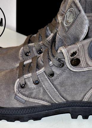 Ботинки PALLADIUM® original 37EU б.у. LY66