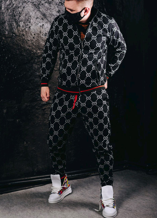 Мужской спортивный костюм GUCCI