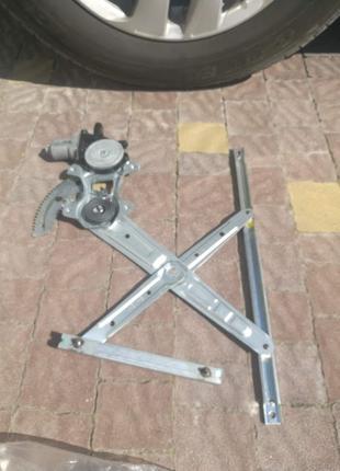 Механизм подъемник стекла левый Хонда HONDA CR-V IV 2012-