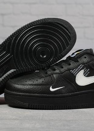 Кроссовки мужские 17502 ► Nike Air, черные   41 - 46