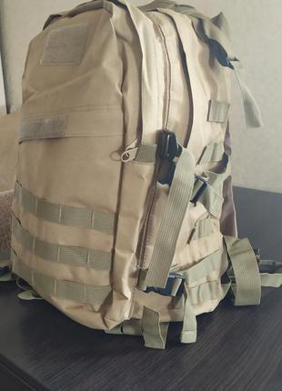 Компактний тактичний рюкзак 30 літрів