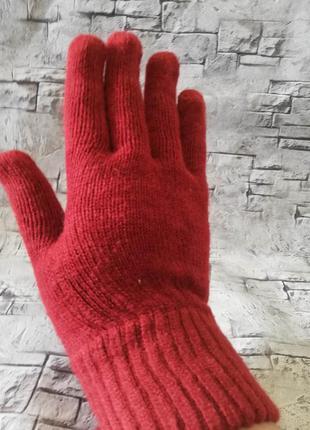 Теплые перчатки. c&a