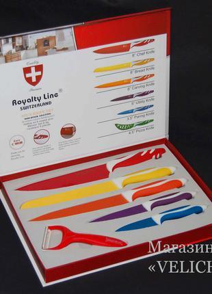 Набор металлокерамических ножей
