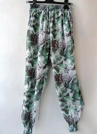 Летние штаны женские