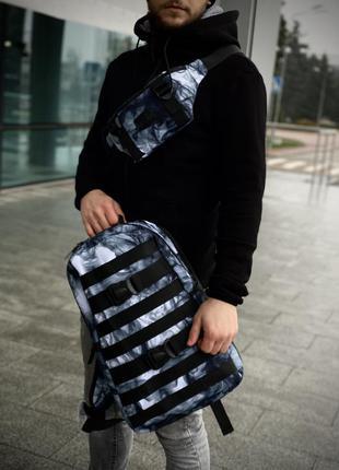 Супер комплект рюкзак fazan городской для ноутбука intruder + ...