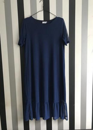 Красивейшее стильно длинное платье
