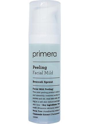Деликатная пилинг-скатка primera facial mild peeling 15 мл, ко...