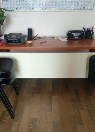 Мебель в офис /класс - парта, шкаф, стол под компьютер
