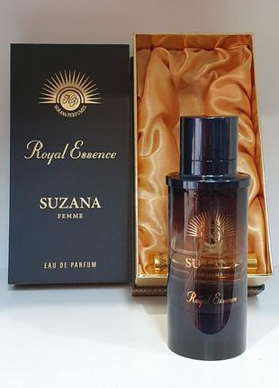 Парфюмированная вода suzana noran parfumes royal essence 75ml