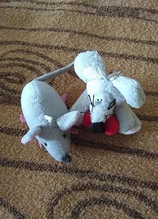 Мышки брелки