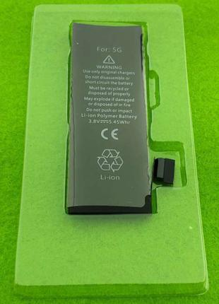 Аккумулятор, батарея, АКБ для телефона Apple iPhone 5 (1440 mAh)