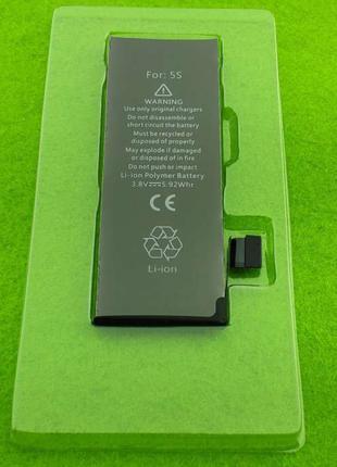 Аккумулятор, батарея, АКБ для телефона Apple iPhone 5S (1560 mAh)
