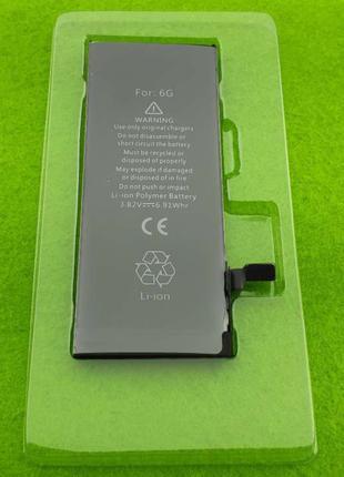 Аккумулятор, батарея, АКБ для телефона Apple iPhone 6 (1810 mAh)