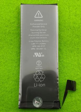 Аккумулятор, батарея, АКБ для телефона Apple iPhone 5S