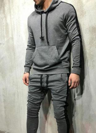 Мужской спортивный костюм 2020 ТОП качество adidas nike  reebok