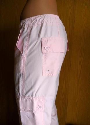 Спортивные брюки трансформеры 2-в-1 штаны - бриджи