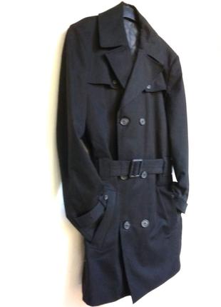 Bertoni мужское пальто/тренч