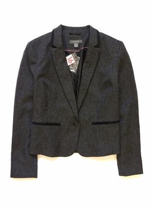 Изысканный пиджак, жакет  primark 16 рр