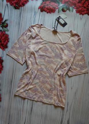🌿хлопковая женская футболка. размер 4xl - 5xl🌿
