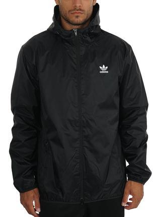 Оригинальная курточка adidas originals trefoil windbreaker she...