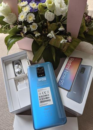 """Redmi note 9s 4/64 Blue Global Xiaomi новый топ смартфон 6,67"""""""