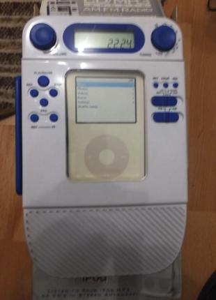 CD/MP3 /AM/FM/IPod проигрыватель для влажных помещений.