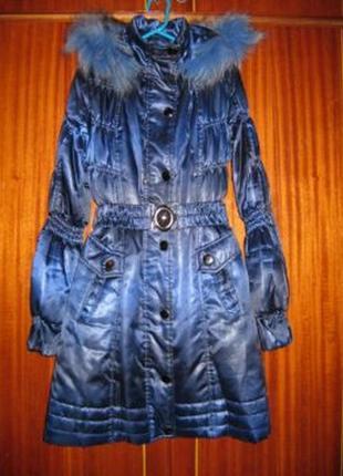 Универсальное пальто (демисезон/зима)