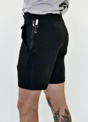 Street Partizan / Warp Shorts black SALE
