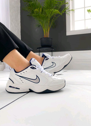"Кроссовки Nike Air Monarch IV ""Silver White"""