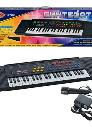 Детский синтезатор 3738