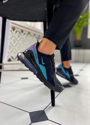 Nike Air Max 270 Chameleon & Black