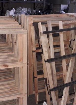 Рамки деревянные для Петкус К 531 (Гигант), Петкус К 218 (Селектр