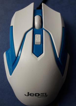 Игровая мышка JEDEL M85. Мышь для геймера