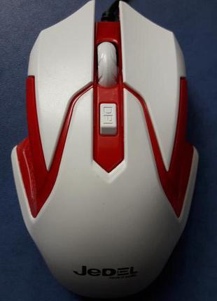 Игровая мышка JEDEL M85. Мышь для геймера Акция!