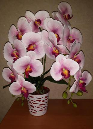 Искусственные орхидеи