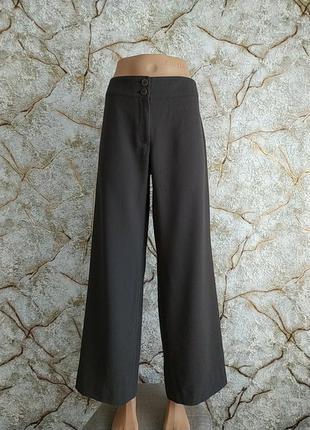 Брендовие широкие брюки кюлоти винтаж оригинал armani